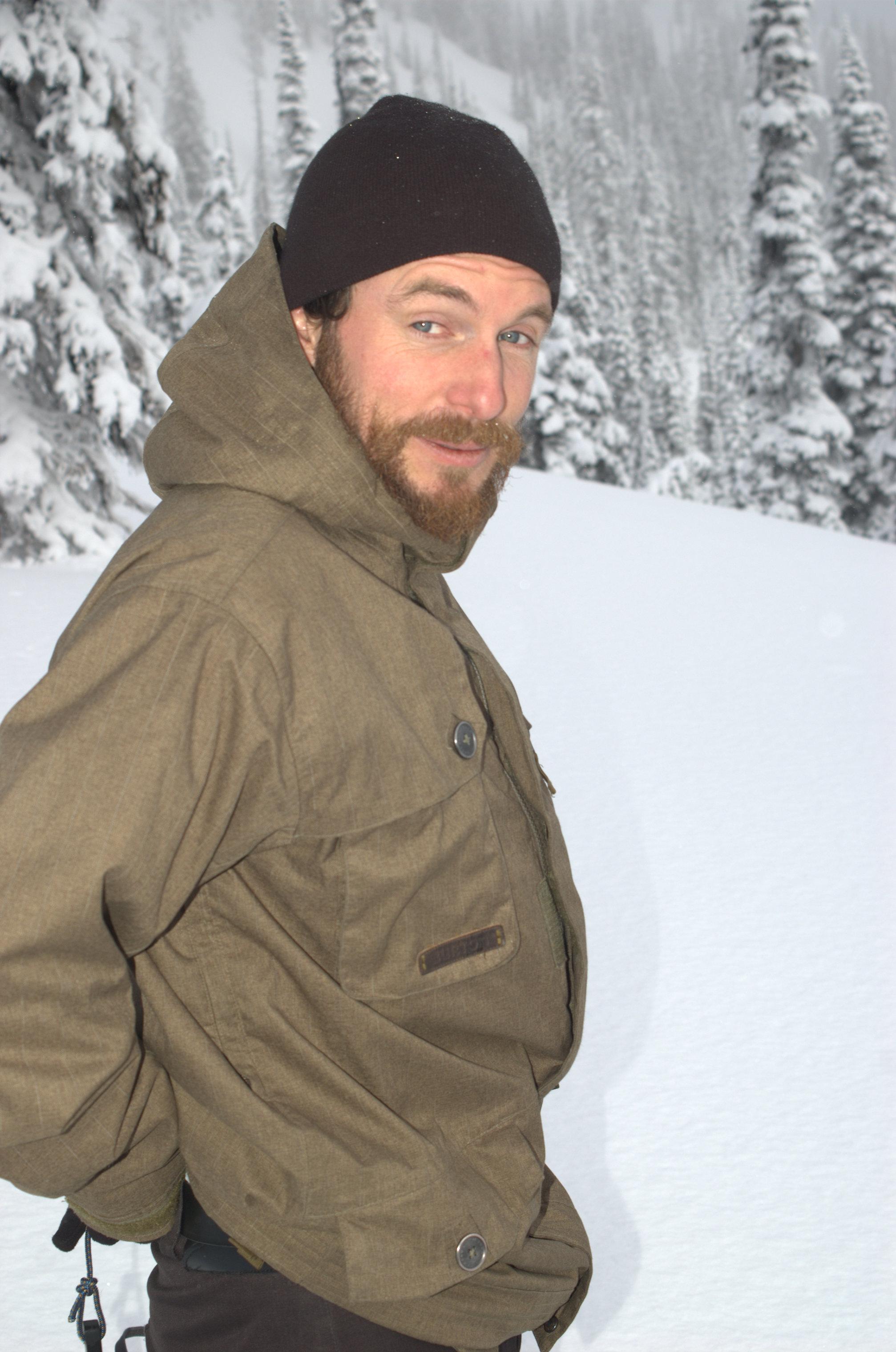 JIM Z Snowskate
